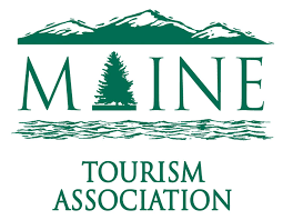 Maine tourist attraction logo