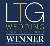 LTG wedding winner logo